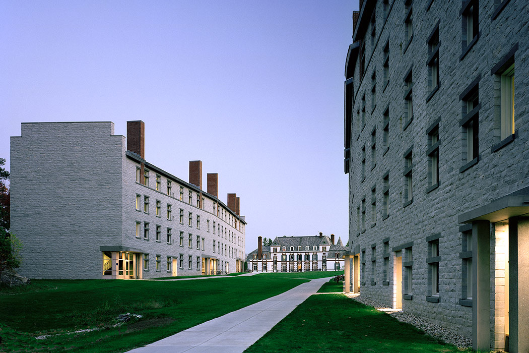 <p>Atwater Commons, Middlebury College, Middlebury, Vermont, 2004<br> <br /><small>©Barry Halkin</small> <br /></p>