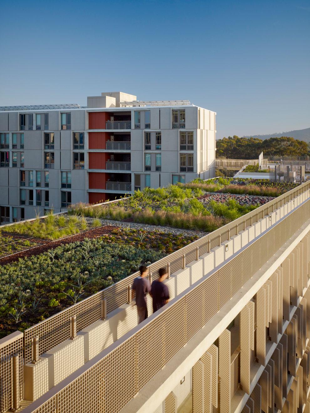 Charles David Keeling Apartments | Sustainable Student Housing