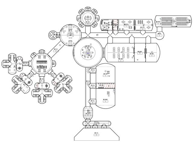 Mars Diagram