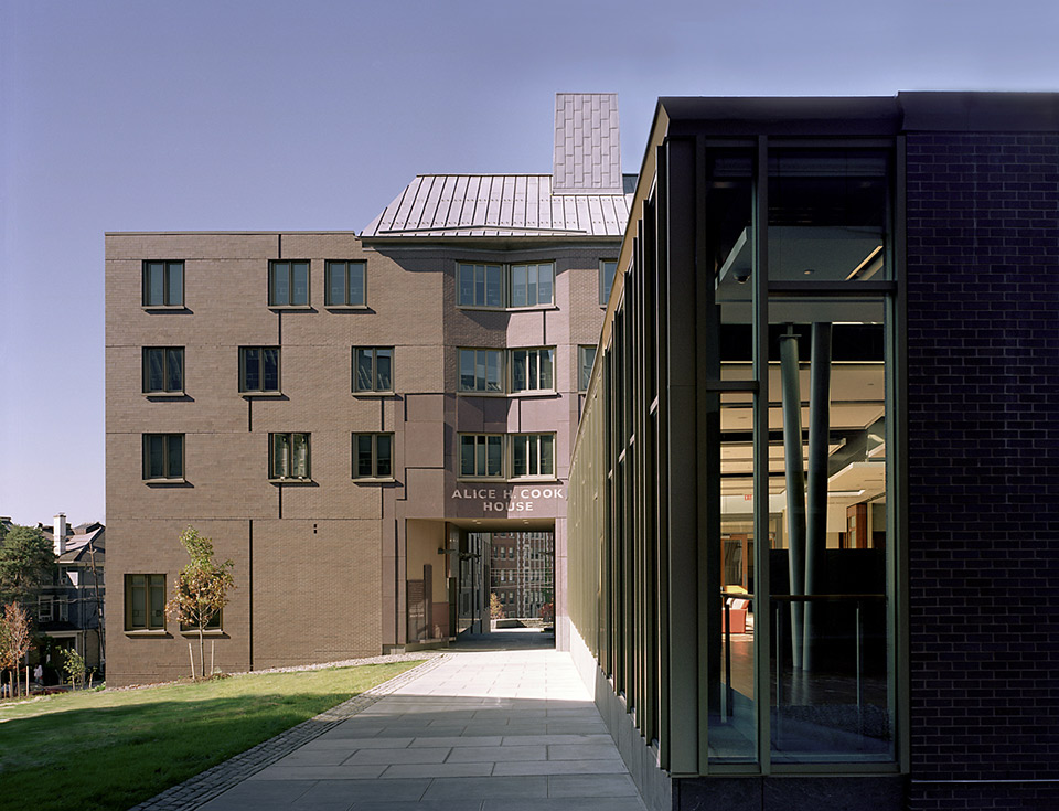 West Campus Residential Initiative, Cornell University, Ithaca, NY <br /><small>©Barry Halkin</small>